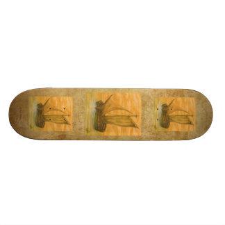 Old Boat 21.6 Cm Old School Skateboard Deck