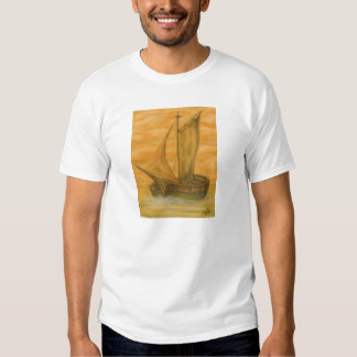 Old Boat T Shirt