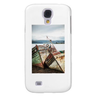 Old Boats 2 Galaxy S4 Case