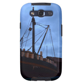 Old Boats Ashore At Southwold Galaxy S3 Cases