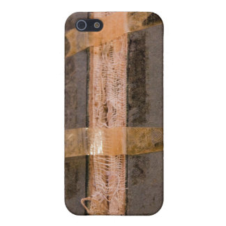 Old book cover case for the iPhone 5