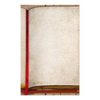 Old Book Stationery