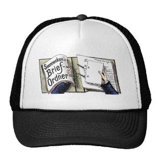 Old Book - Vintage Illustration Trucker Hats