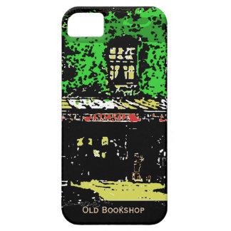 Old Bookshop iPhone 5 Cases