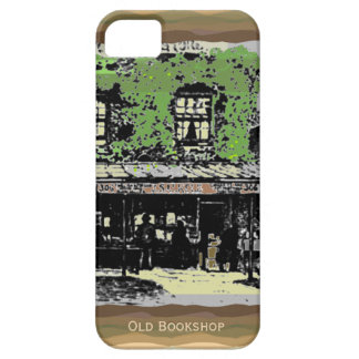 Old Bookshop iPhone 5 Cover