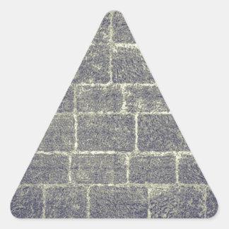 Old Brick Stone Design Nonsymmetric Stone Wall Stickers
