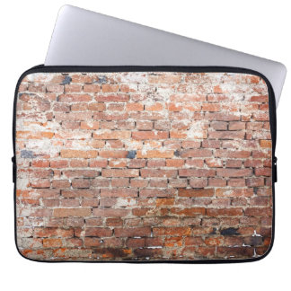 Old Brick Wall Laptop Sleeve