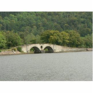 Old Bridge Standing Photo Sculpture