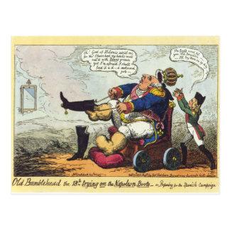 Old Bumblehead Postcard