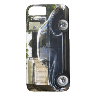Old but very well kept Audi car. iPhone 7 Case