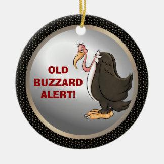 Buzzard Ornaments Buzzard Tree Decorations