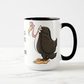 Old Buzzard coffee mug