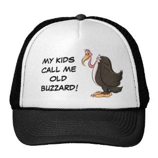 Old Buzzard Hat