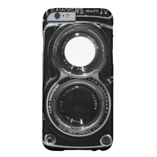 Old Camera Barely There iPhone 6 Case