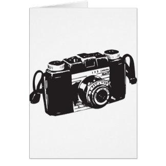 Old camera card