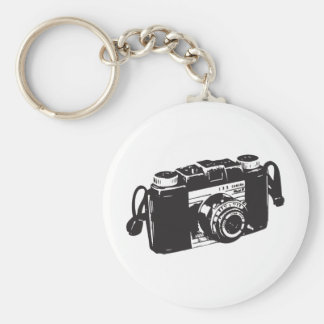 Old camera key ring