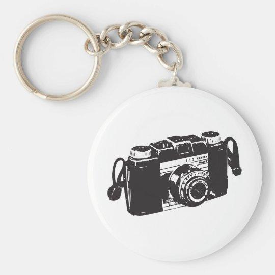 Old camera key ring