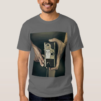 Old camera Tshirt