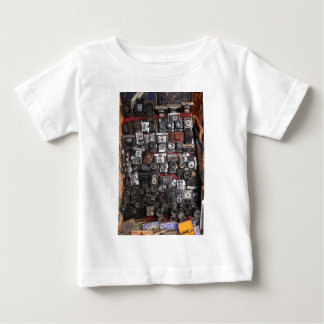 Old cameras baby T-Shirt