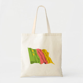 Old Cameroon Flag Tote Bag