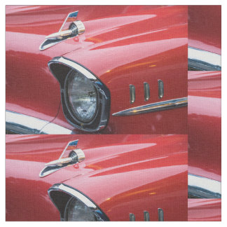Old Car Fabric
