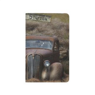 Old car journals