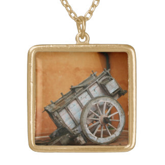 Old Carriage custom necklace