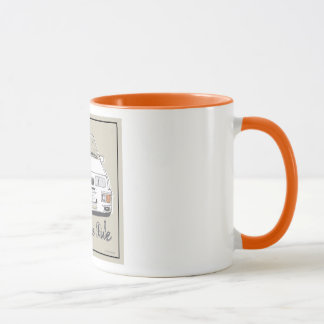 'Old Cars Rule' Mug