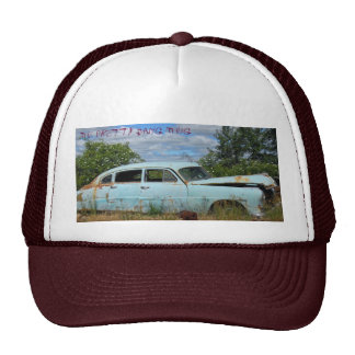 old-cars, The Pretty Dang Thug Cap