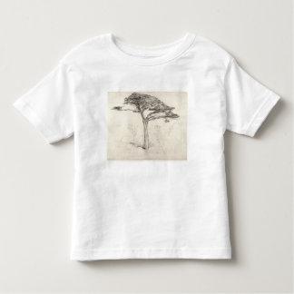 Old Cedar Tree in Botanic Garden, Chelsea, 1854 (p Toddler T-Shirt