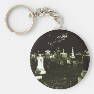 Old Cemetery (2) Key Chains