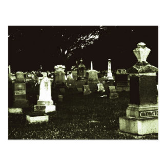 Old Cemetery (2) Postcard