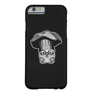 Old Chef Skull Barely There iPhone 6 Case