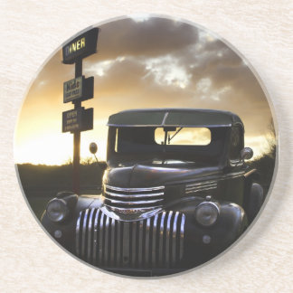 Old Chevy Truck Coaster