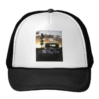 Old Chevy Truck Hat