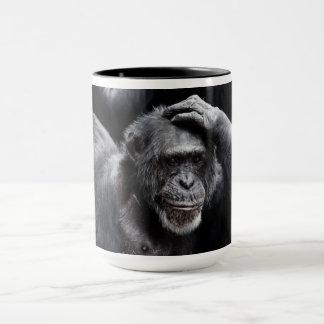 Old Chimpanzee mugs - choose style, color