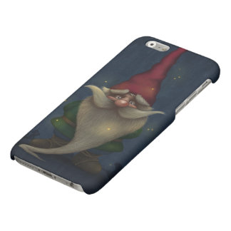 Old Christmas Gnome Matte iPhone 6 Case iPhone 6 Plus Case