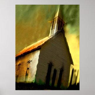 old church - Customized Print