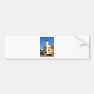 Old church in Cluj Napoca, Romania Bumper Sticker