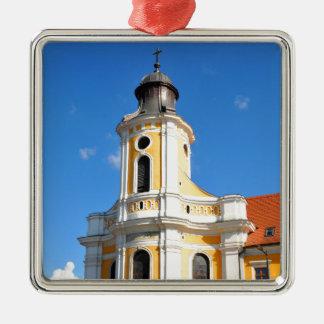 Old church in Cluj Napoca, Romania Christmas Ornament