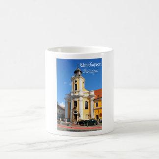 Old church in Cluj Napoca, Romania Coffee Mug