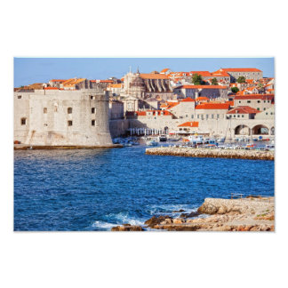 Old City of Dubrovnik Photo