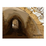 Old City of Jerusalem Post Card