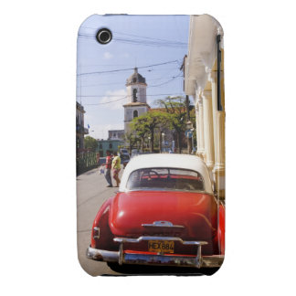 Old classic American auto in Guanabacoa a town Case-Mate iPhone 3 Case