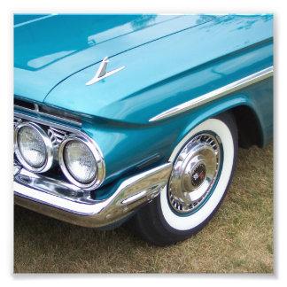 old classic car impala photograph