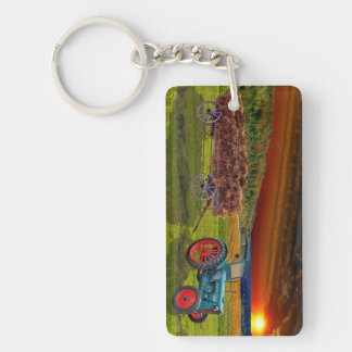 Old classical Trecker Key Ring