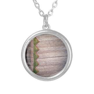 Old cloth pendants