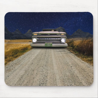 Old Colorado Pickup Truck Toasted Autos Mousepad