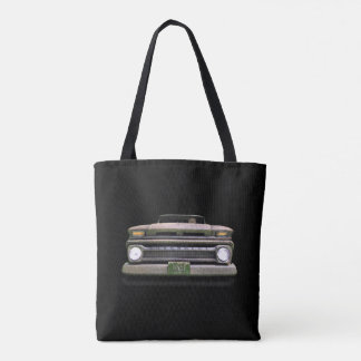 Old Colorado Skull Truck Toasted Autos Bag