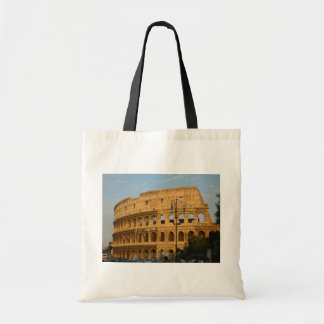 Old Colosseo Of The Rome Tote Bags